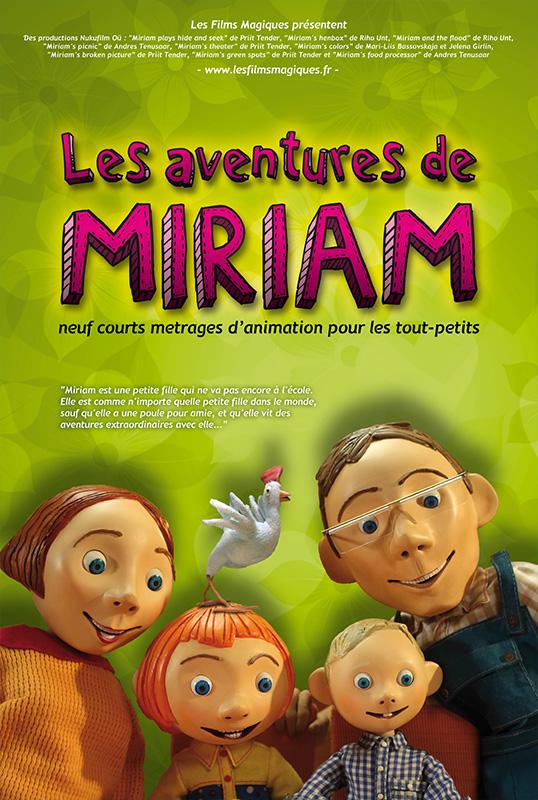Les Films Magiques – Les aventures de Miriam