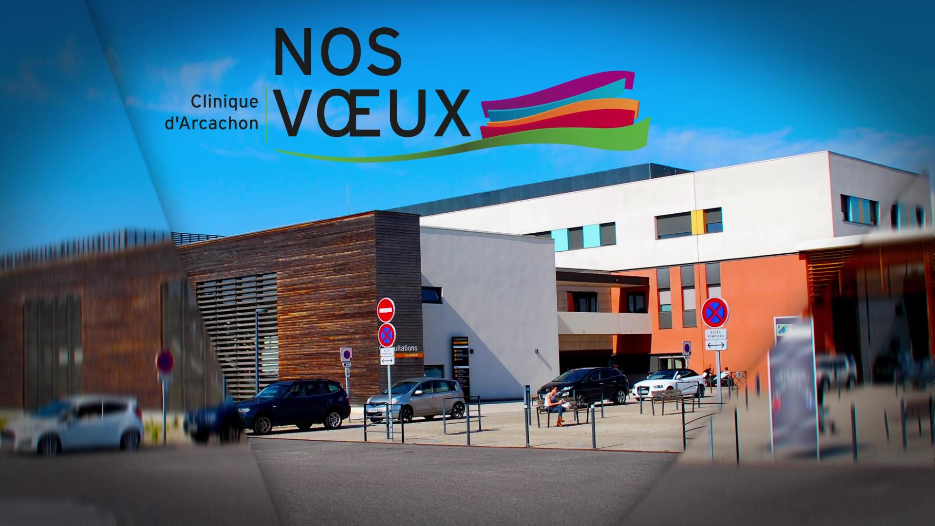 Clinique d'Arcachon – Vœux 2019