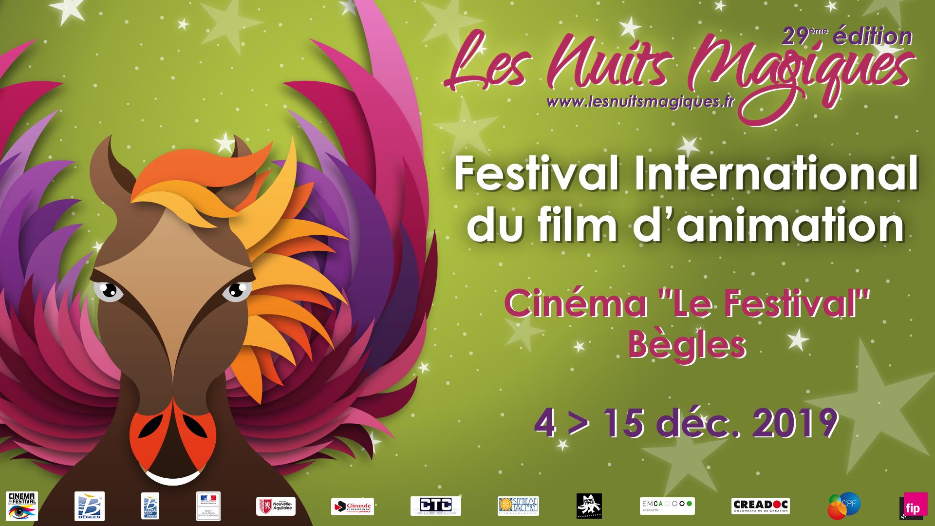 Les Nuits Magiques – Festival international du film d'animation